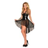 insistline 9272 fetish tüll kleid - datex kleid
