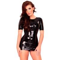 insistline 9033 minikleid - datex kurzes kleid - fetish kleid