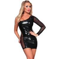 insistline 9127 minikleid - datex kurzes kleid - fetish kleid