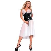 insistline 9129 fetish tüll kleid - datex kleid