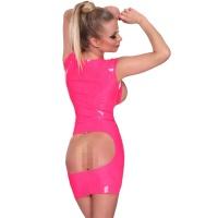 insistline 9168 minikleid - datex kurzes kleid - fetish kleid