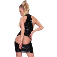 insistline 9173 minikleid - datex kurzes kleid - fetish kleid