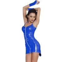 insistline 9214 minikleid - datex kurzes kleid - fetish kleid