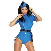 insistline 9223 datex body - fetish pants bodysuit