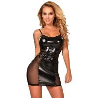 insistline 9369b tüll minikleid - datex kleid - fetish kleid