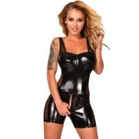 insistline 9372 datex tüll body - fetish pants bodysuit