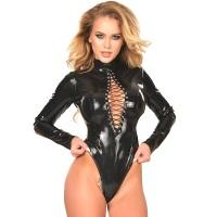 insistline 9392 datex body - fetish bodysuit