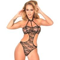 insistline 9409 datex tüll body - fetish bodysuit