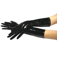 ledapol 1082 lack handschuhe - fetish vinyl handschuhe