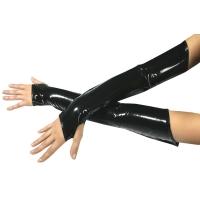 ledapol 1091 lack handschuhe - fetish vinyl handschuhe