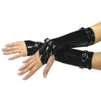 ledapol 1201 lack handschuhe - fetish vinyl handschuhe