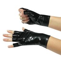 ledapol 1256 lack handschuhe - fetish vinyl handschuhe