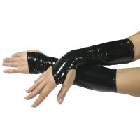 ledapol 1479 lack handschuhe - fetish vinyl handschuhe
