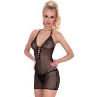 ledapol 1841 netz kleid - netz dessous - sexy lingerie