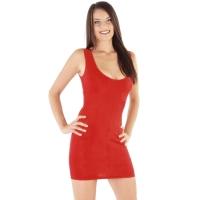 ledapol 3002 stretch kleid - stoff minikleid - sexy kleid