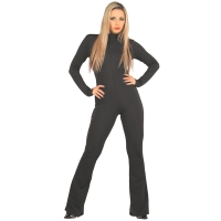 ledapol 3113 damen stretch catsuit - sexy stoff overall