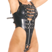 ledapol 5274 leder riemenbody - harness body damen