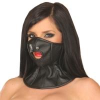 ledapol 5568 womens leather neck corset